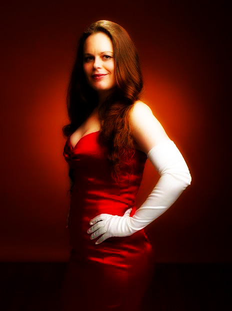 soprano vocalist